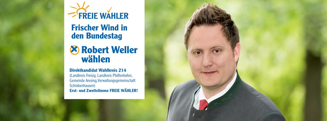 Robert Weller – Für Euch